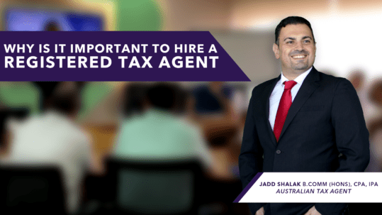 benefits of tax agent - VAT in the UAE