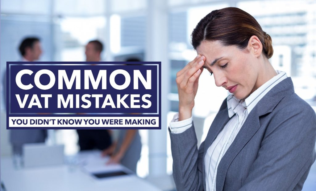 Common VAT Mistakes