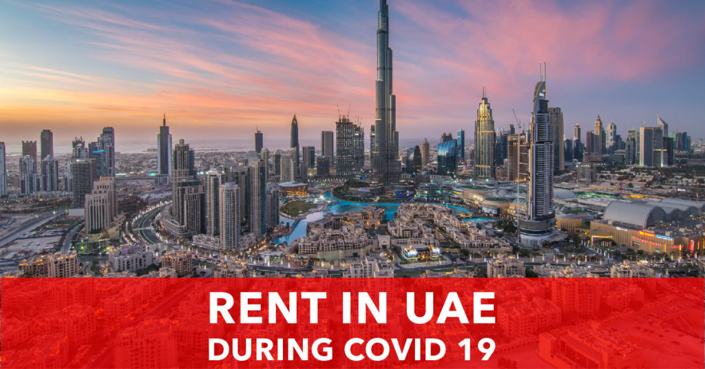 Rent in UAE During COVID-19